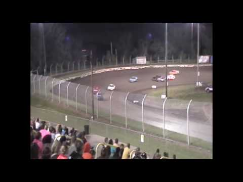 Eagle Raceway Sport Compact A Feature on 6-17-2017