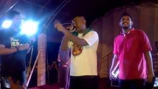 vuclip SAMA J Live With Iraj ft  Kaizer Kaize Neo FilT Prasa KG Rap Zilla Big Harsha Izzy Smokio Chey Nyn