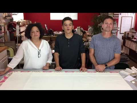 DIY Window Treatments - How To Make a Relaxed Roman Shade Part 1<a href='/yt-w/IrzpOEa6ZDE/diy-window-treatments-how-to-make-a-relaxed-roman-shade-part-1.html' target='_blank' title='Play' onclick='reloadPage();'>   <span class='button' style='color: #fff'> Watch Video</a></span>