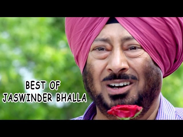 Best of Jaswinder Bhalla || Best Punjabi Comedy Scene || Latest Punjabi Comedy Scene 2016 #1