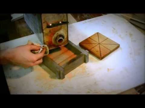 Woodworking – making a small simple box