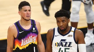Booker 35 Pts OT Statement Win vs Jazz! 2020-21 NBA Season
