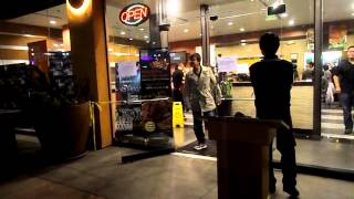 fancam sistar leaving bcd tofu house 121109