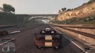 Grand Theft Auto V : How to use slipstream properly!