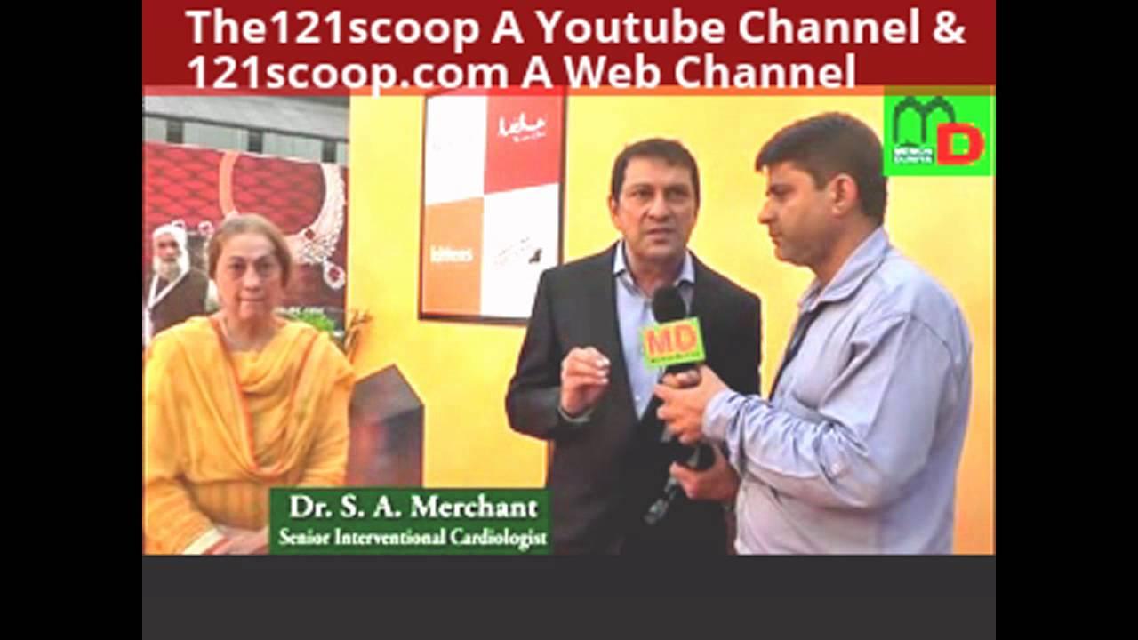 Heart Ke Patient ko Kya Khana Chahiye---Dr Shahid Merchant Famous  Cardiologist -Mumbai
