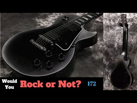 The Reverse Silverburst | 2018 Gibson Les Paul Custom Shop | Would You Rock or Not? 172