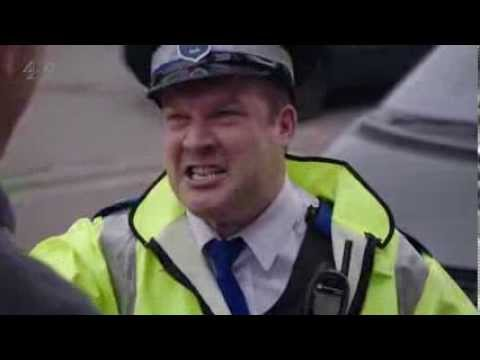 Man Down with Greg Davies ( Police Community Support Officer scene )