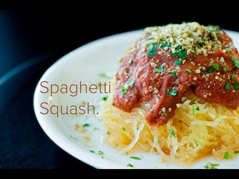 Simple recipe for cooked spaghetti squash in instant pot