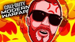 AWESOME JOEL RAGE! - Modern Warfare with The Crew!