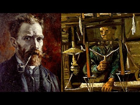 Vincent van Gogh and his perspective frame - Origins of Mode