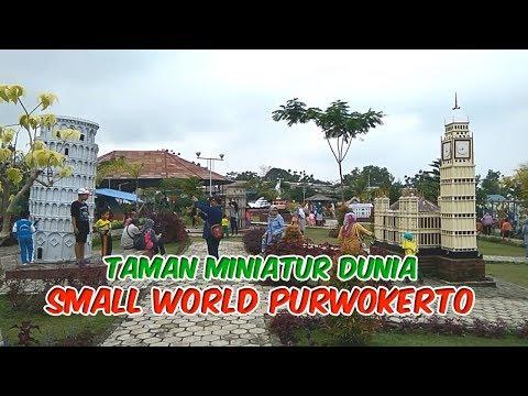destinasi-wisata-taman-miniatur-dunia- -small-world-baturaden-purwokerto
