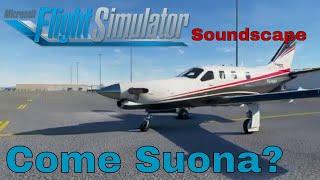 Nuovo Microsoft Flight Simulator 2020 - Novità Sul Suono - Episodio 5 Soundscape