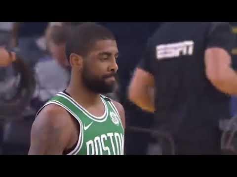 "Kyrie Irving ""SICKO MODE"" 2017-18 Boston Celtics Highlights"