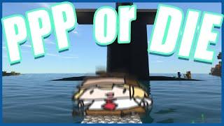 【Minecraft】I WILL FINISH PPP!