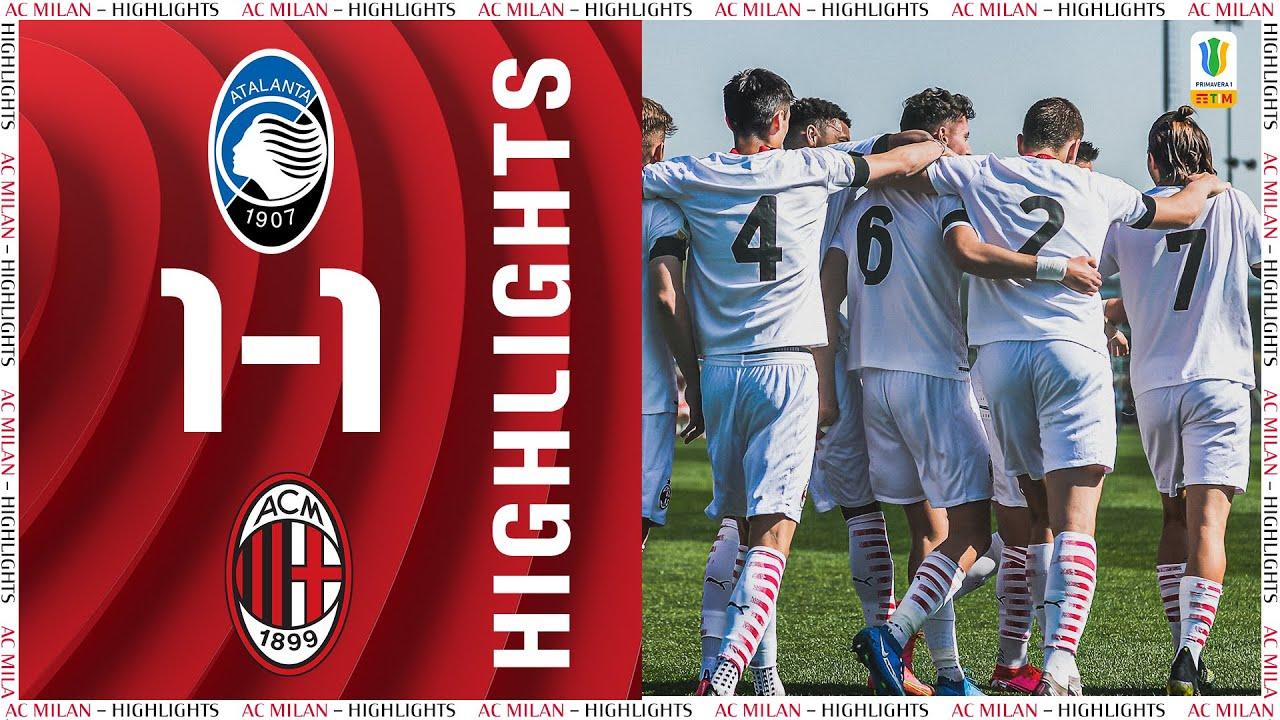 Highlights | Atalanta 1-1 AC Milan Primavera | Matchday 17 Primavera 1 TIM  - YouTube