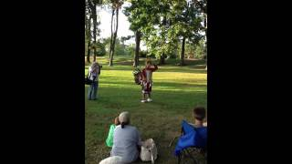"Shawnee Traditional Dance ""Warrior/Hunter"""