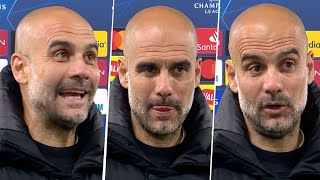 """We are in the final of the Champions League!"" Pep ecstatic after Man City's semi-final win over PSG"
