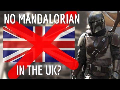 THE MANDALORIAN Not Coming To The UK This Year Makes NO SENSE 😤
