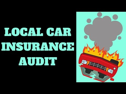 Local Car Insurance SEO Audit