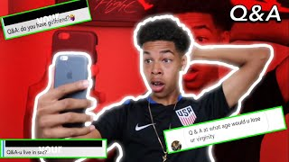 50k Q&A‼️ | On The Road To 100k‼️ thumbnail