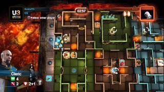 Dungeon Twister Ranked online match 2