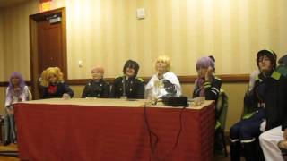 This was filmed at a Seraph of the End Truth or Dare Panel I went t...
