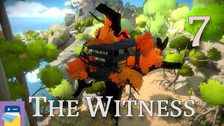The Witness: iOS iPhone 6S Gameplay Part 7 (by Thekla / Jonathan Blow)
