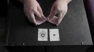 [Обучение] Карточный фокус с картами, для начинающих