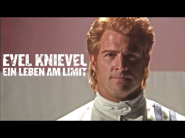Evel Knievel – Ein Leben am Limit (BIOGRAFIE | Ganzer Biografiefilm auf Deutsch, Kompletter Film)