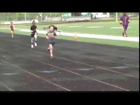 Highlights of Jordan Jewel's 1st Track and Field Season
