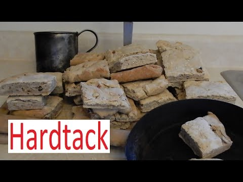 making-hardtack