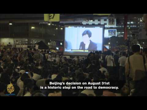 Hong Kong: Occupy Central - Part 3.
