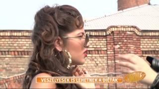 Gáspár Evelyn tönkre tette magát? - tv2.hu/aktiv