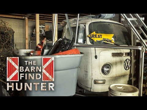 Corvette powered VW Pickup and an Ed Roth Hot Rod   Barn Find Hunter - Ep. 54