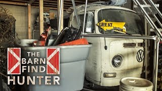 Corvette powered VW Pickup and an Ed Roth Hot Rod | Barn Find Hunter - Ep. 54
