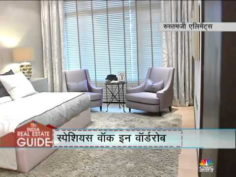 Rustomjee Elements Upper Juhu on CNBC