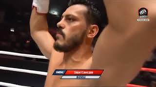 Zabit Samedov vs. Bris Quidon (16 avqust doyusu)