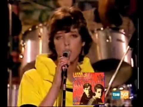 LUNA - Es un sueño (Grupo español Música Tecno-Pop de los 80 )