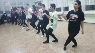 Армянский танец (кочари)