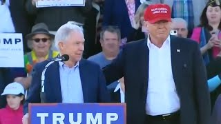 • Senator Jeff Sessions Endorses Donald Trump • Alabama • 2/28/16 •