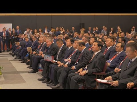 Chinese President Xi attends International Economic Forum in Russia as guest of honor