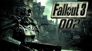 Die Flucht ☣ Let´s Play Fallout 3 [002]  | Gameplay | Deutsch| NeoZockt