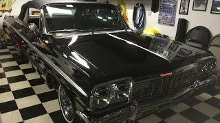 1964 Impala SS walk a round