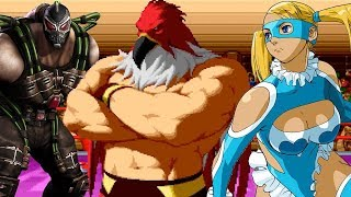 Top Ten Wrestlers in Fighting Games
