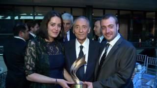 Informe de Telenoche sobre el premio a Libertad de Expresión a Héctor Magnetto