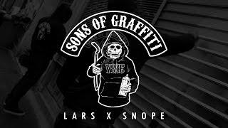 SONS OF GRAFFITI #1 (LARS & SNOPE)