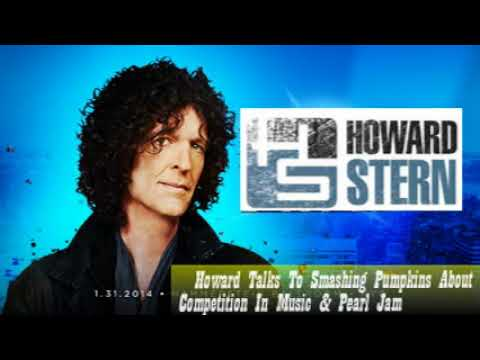 Stern Show Clip   Howard Talks To Smashing Pumpkins About Courtney Love