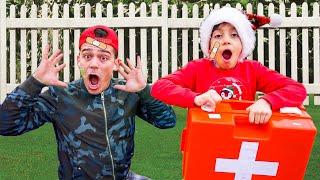 The Christmas Preparing Story with Jason
