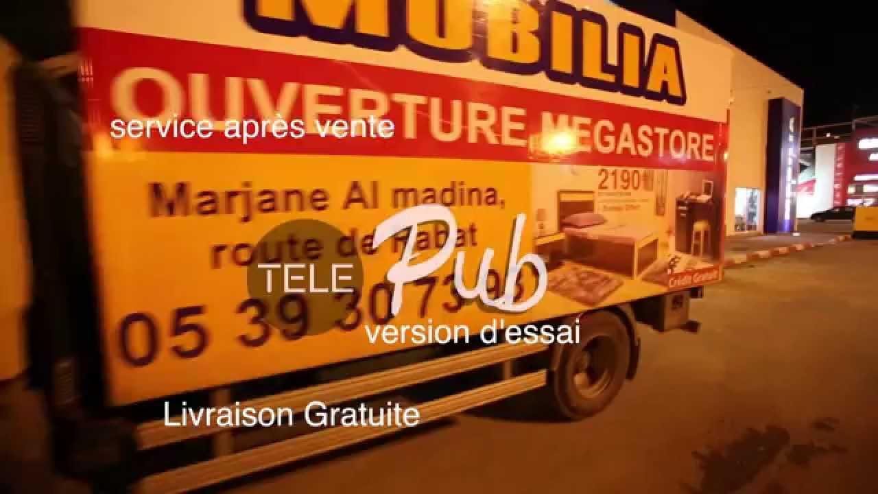 Mobilia tanger   youtube
