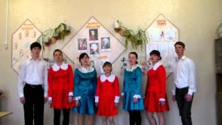"""Вокальный ансамбль """"Жемчужина"""" песня """"Хорошее настроение"""""""